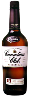 Canadian Club Canadian Whisky 6 Year 1.00l